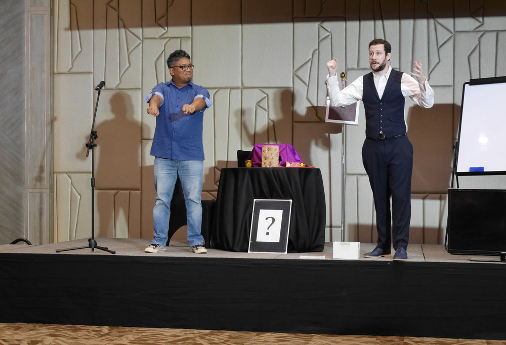 Stage Mind Reading Manila // Tom Weil - Philippines Magician.jpg
