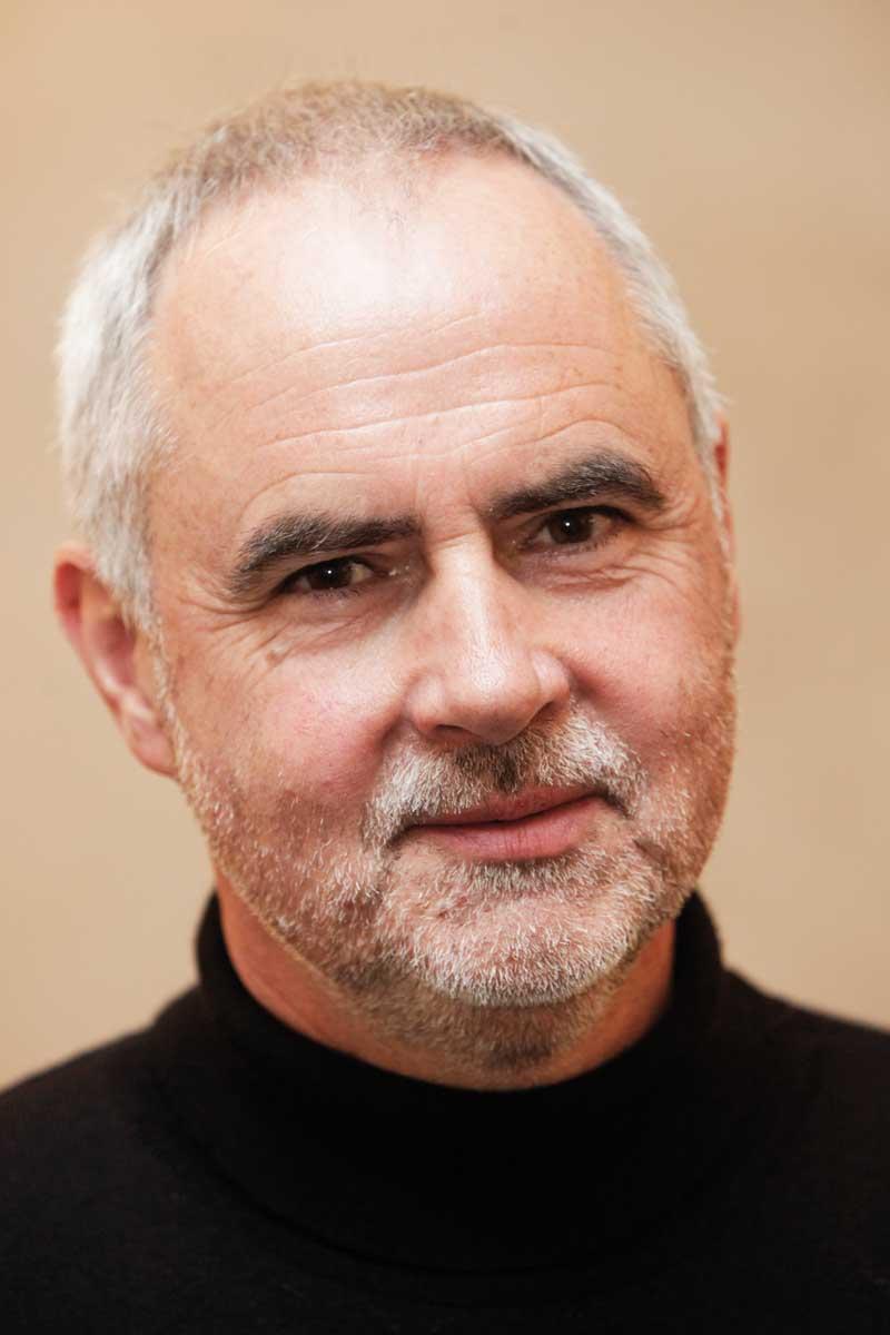 Jean Thiry, président du Conseil francophone