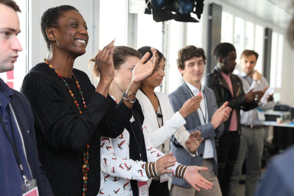 1000 Talents - 1000 Talents est un programme d'accompagnement qui vise à donner les moyens de s'engager et de prendre, en toute autonomie, des responsabilités en politique.