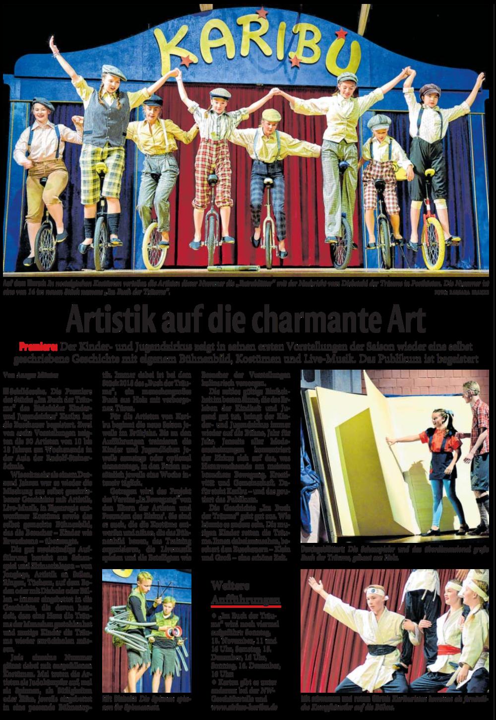 zirkus karibu premiere im land der träume bielefeld.png