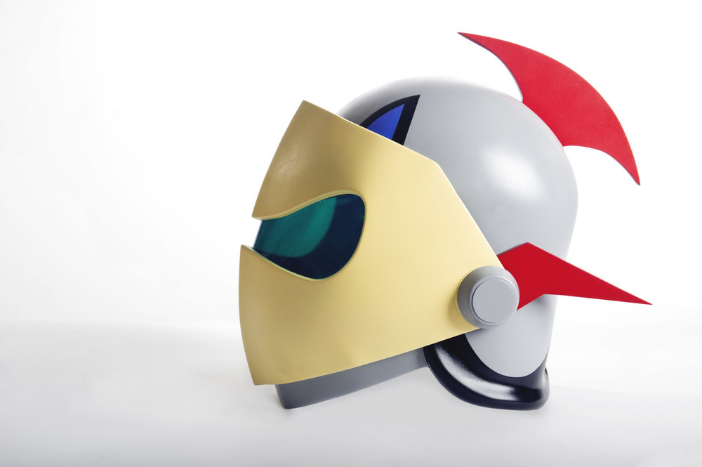 Duke Fleed UFO Robo Grendizer Helmet