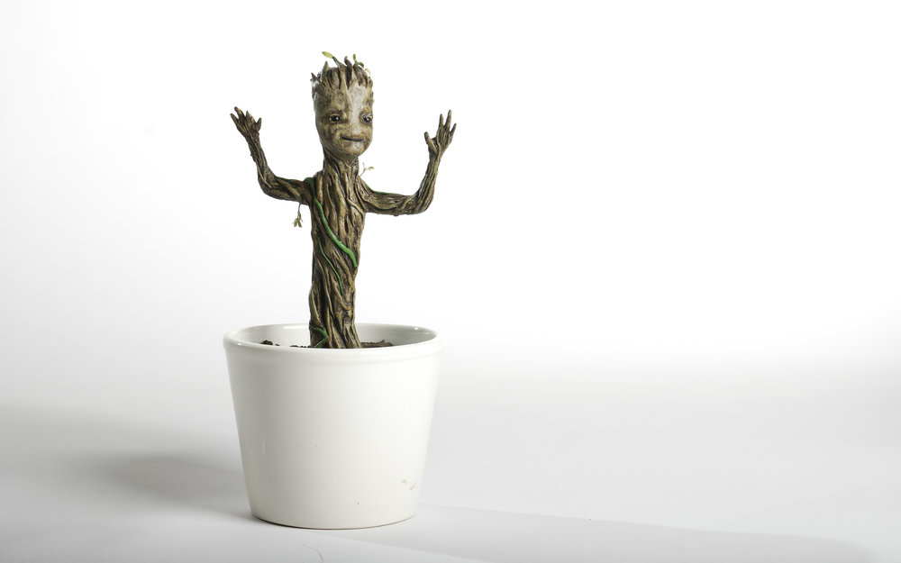 Baby Groot Guardians of the Galaxy