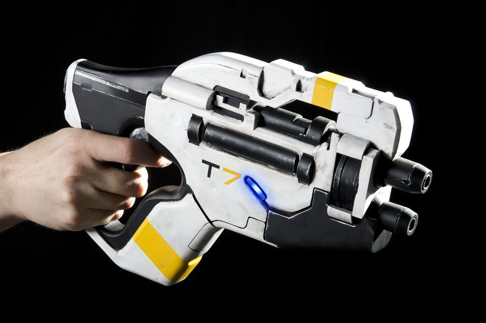 Mass Effect Talon M-358 Heavy Pistol