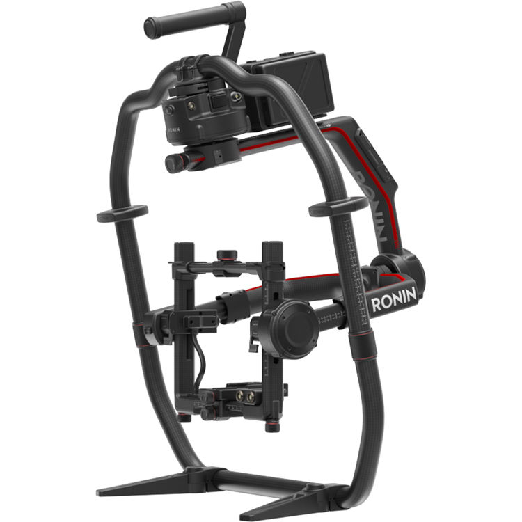 DJI Ronin 2 - Powerful. Versatile. Easy. Intelligent. Integrated. Reliable. All specs can be found here: https://www.dji.com/ronin-2/info#specs