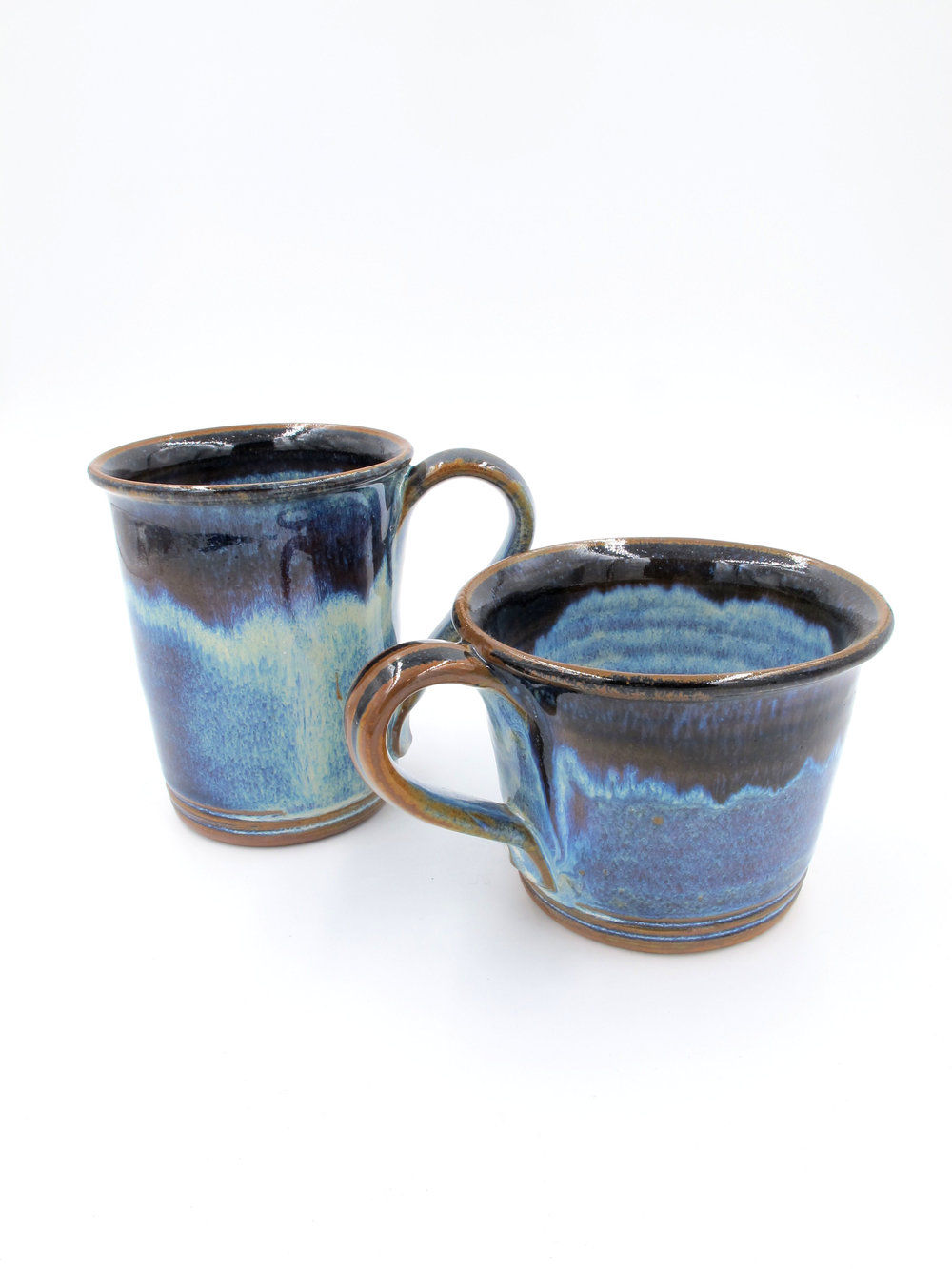 Handmade ceramics by Northumbrian Craft Potters