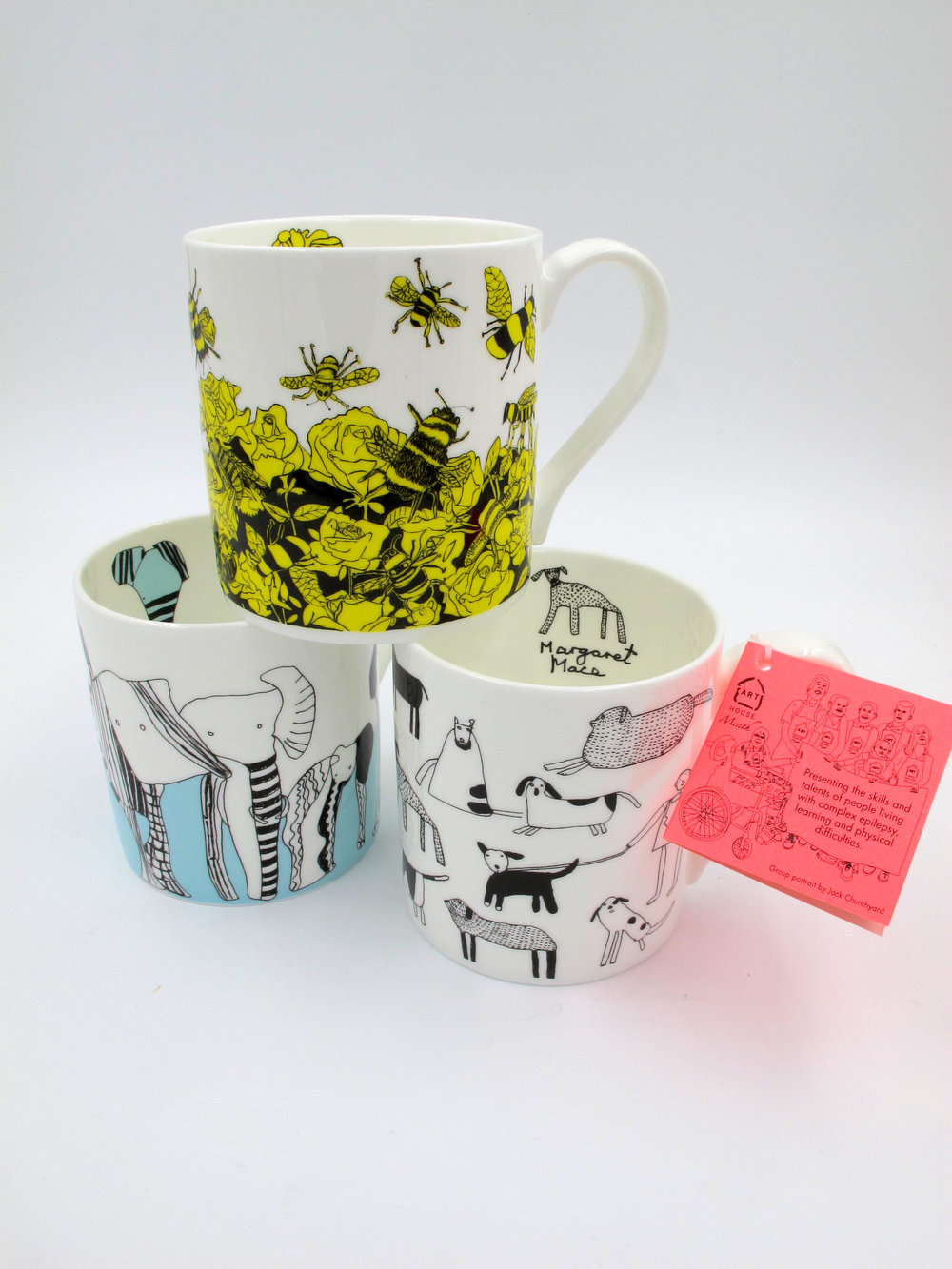 Fabulous designs produced in England by Arthouse Unlimited