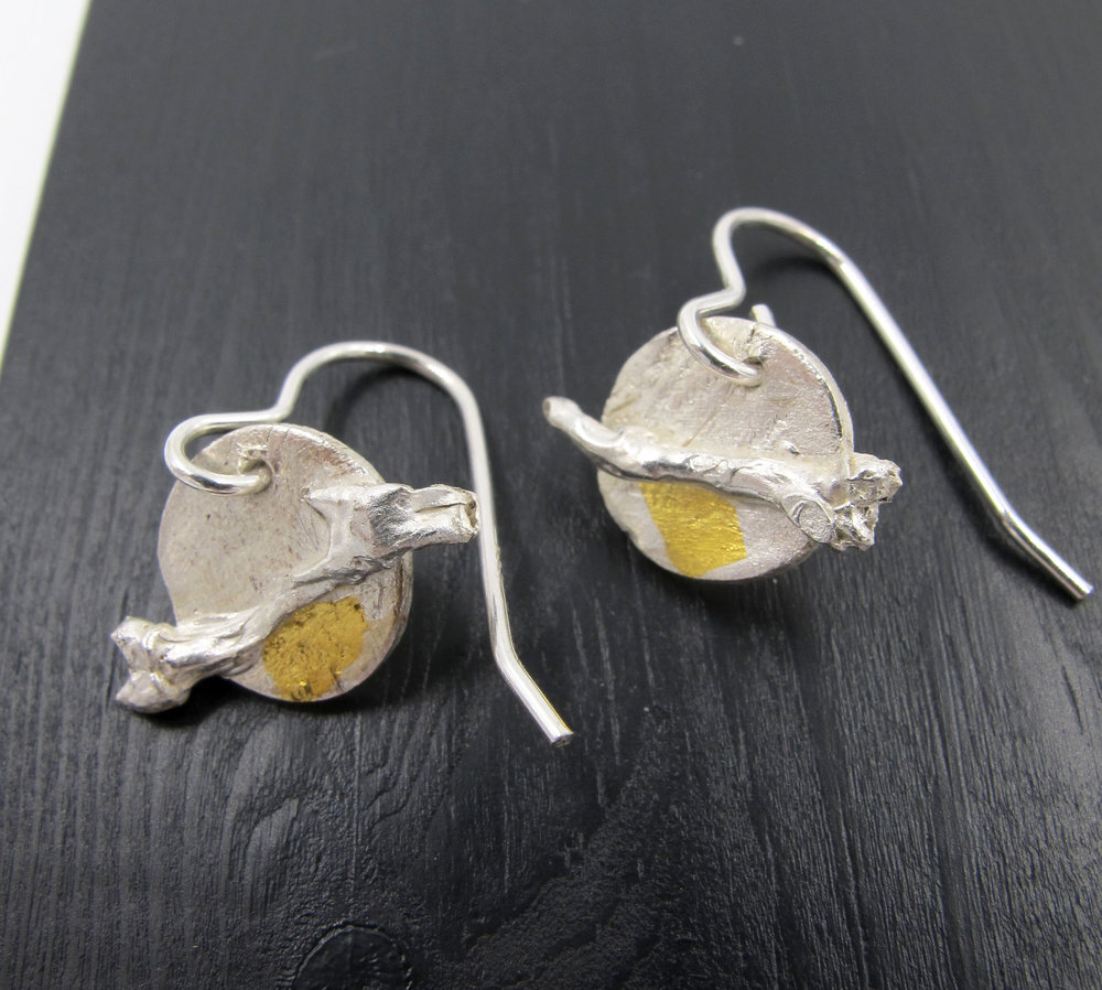 Gillian Ashcroft silver and gold jewellery