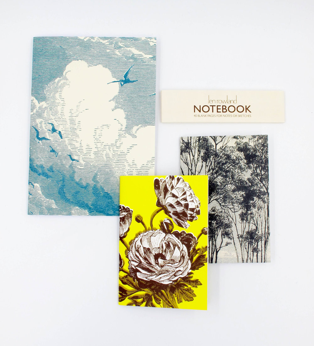 Contemporary stationery by UK designers