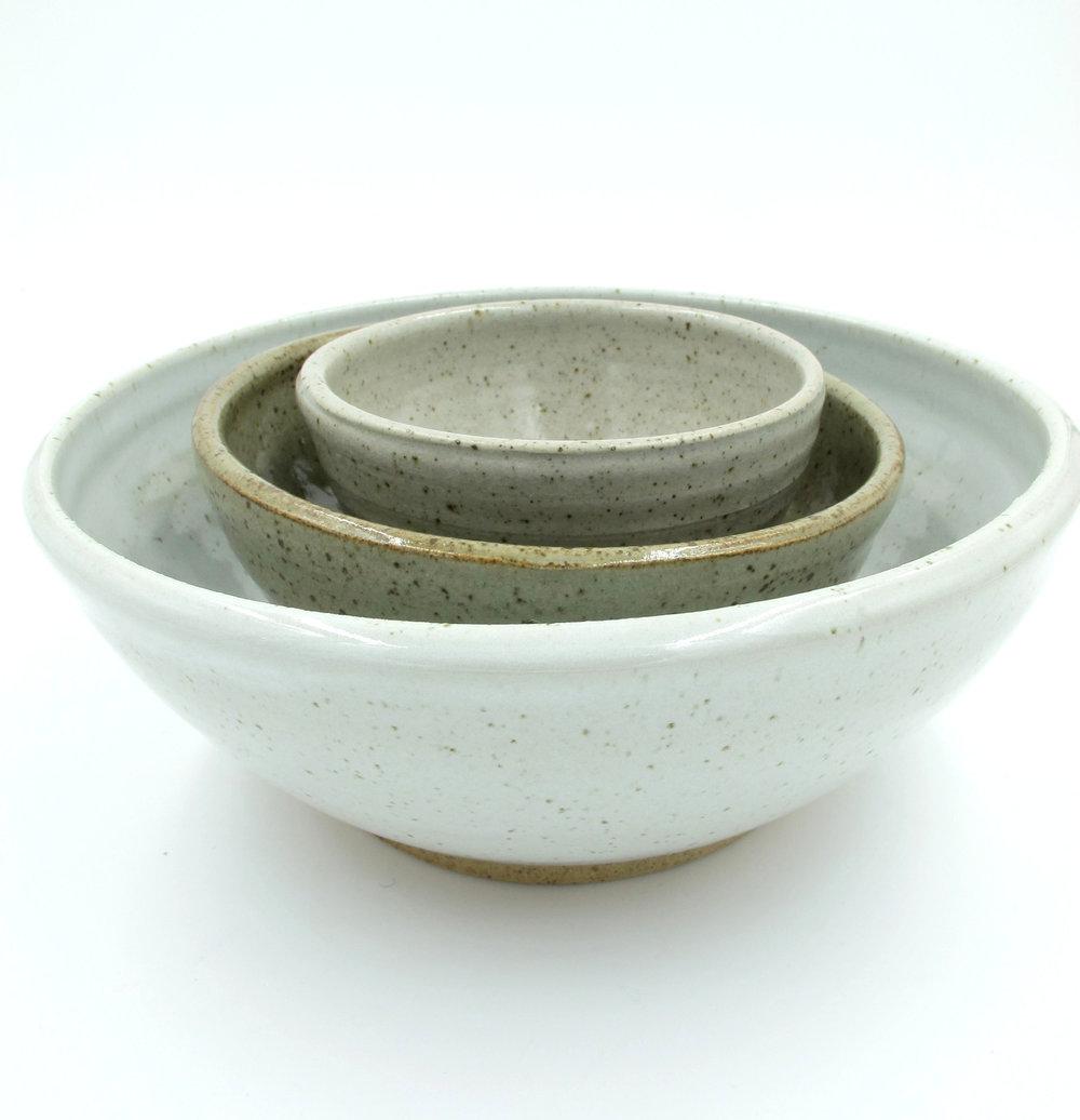 Dave Green stoneware Ceramics