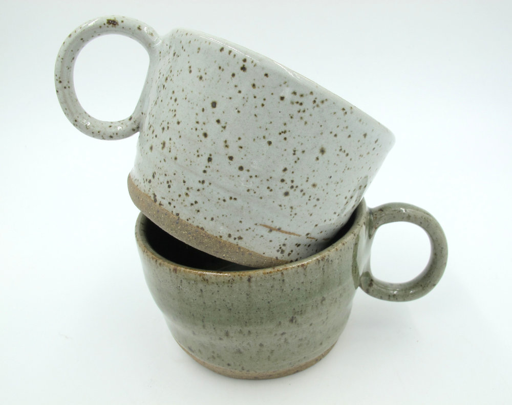 Contemporary hand thrown ceramics