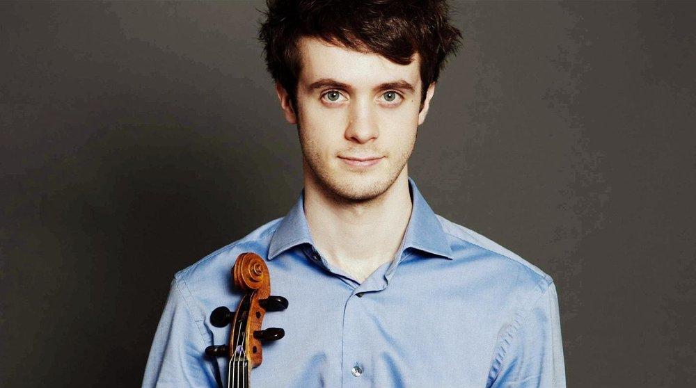 MARTIN WRAY (Viola)