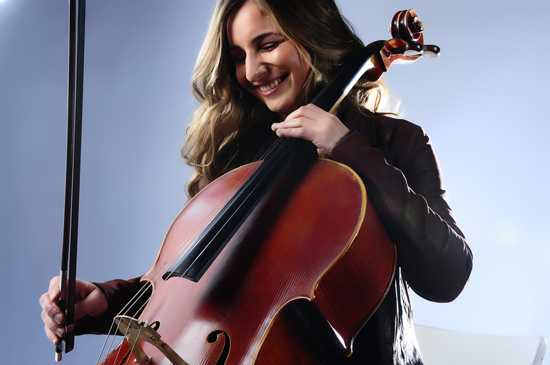 KIRSTEN JENSON (Cello)