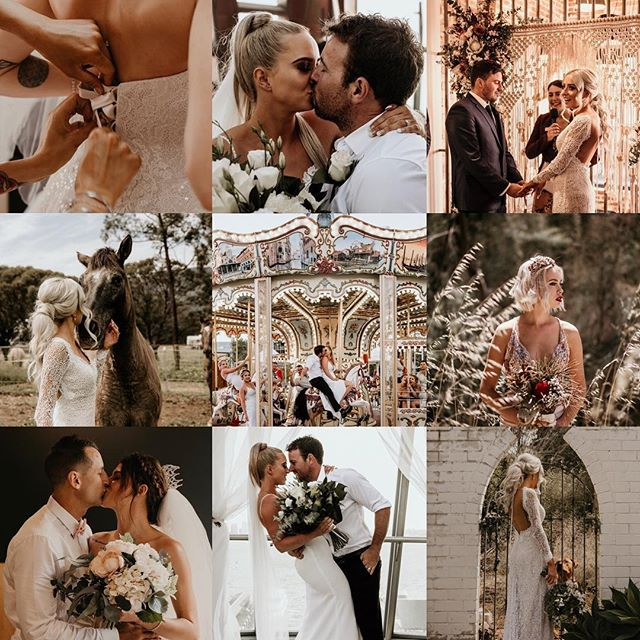 2018, thank you from the bottom of our hearts. YOU made the year that was incredible, giving us the honour to be apart of your big day. Here's to 2019, we can't wait to meet our couples🖤