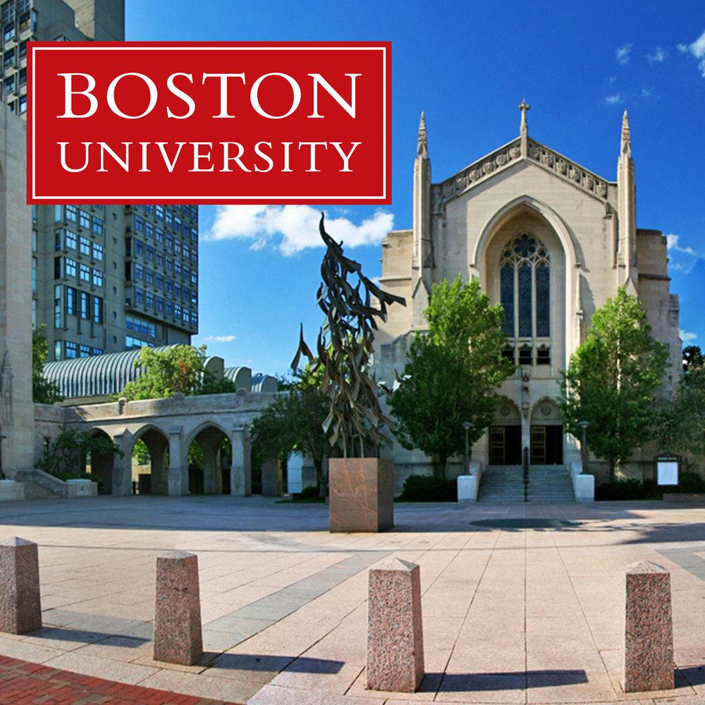 Boston University -
