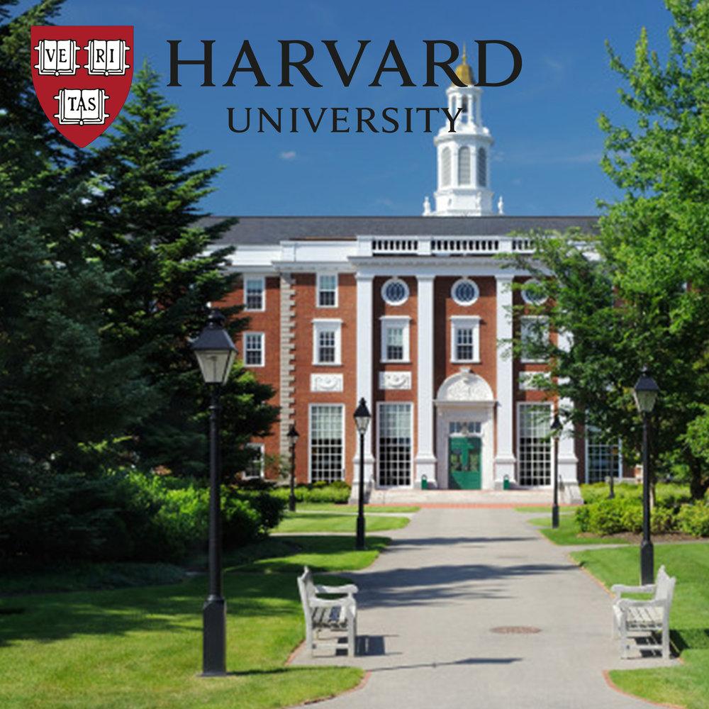 Harvard Univerisity -