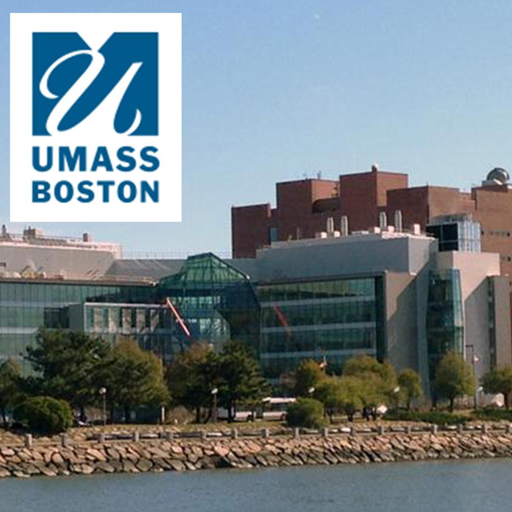 The University of Massachusetts Boston -