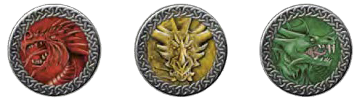 Varthrax Dragon Scale -Cadorus Dragon Scale -Grilipus Dragon Scale