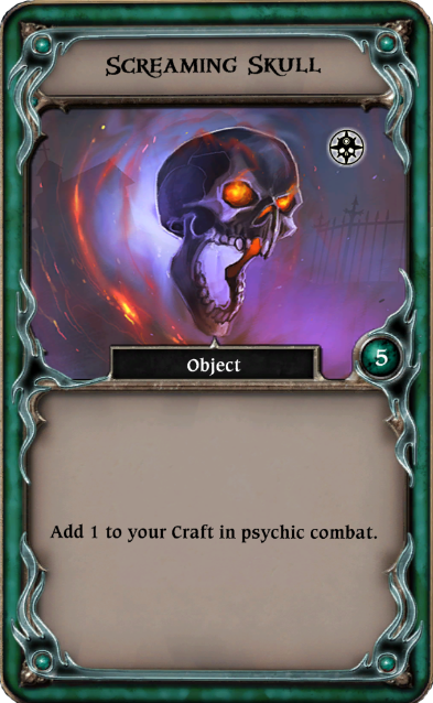 A Soulbound card