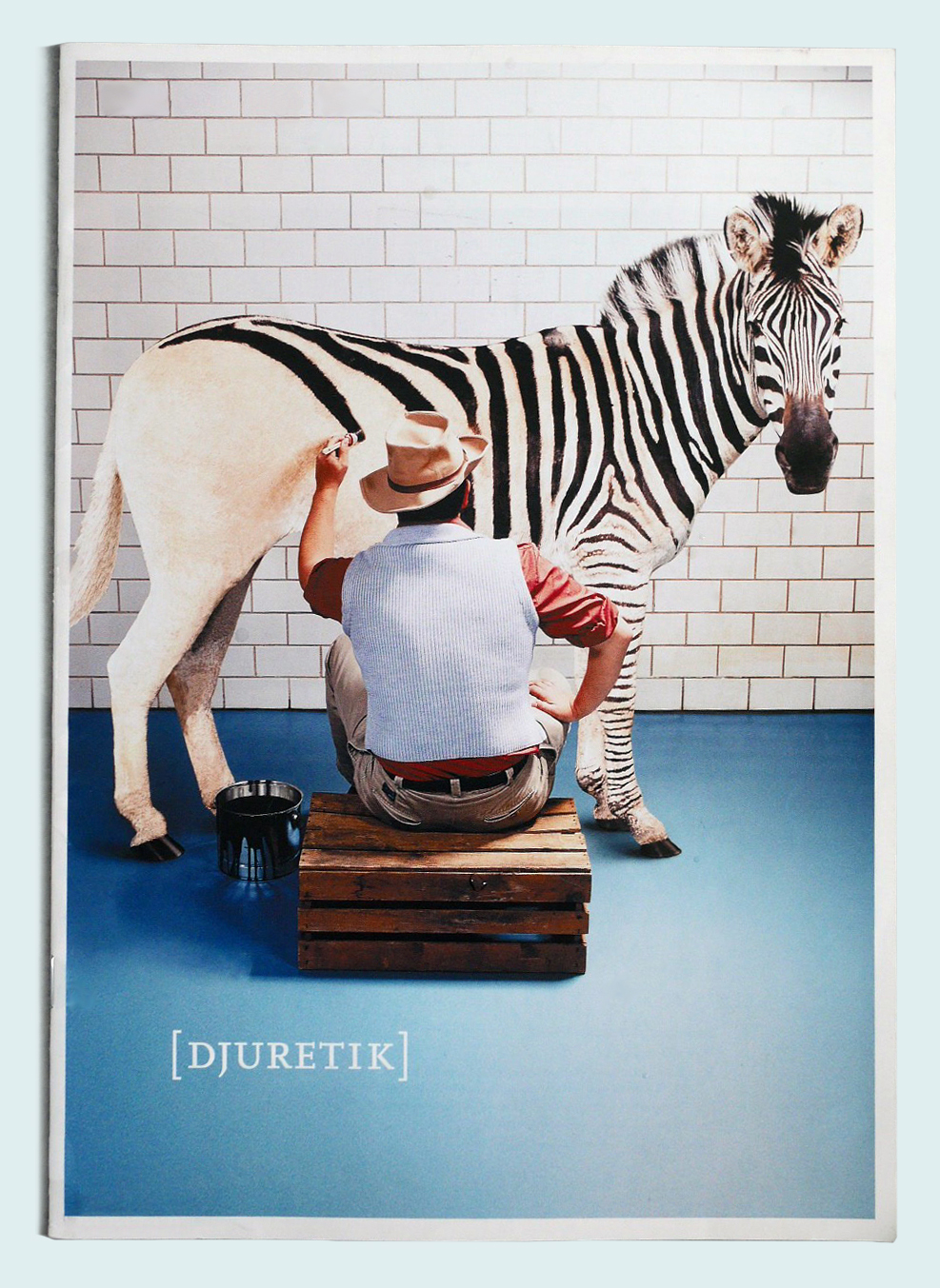Djuretik , informationsbroschyr om djuretik för Jordbruksdepartementet.