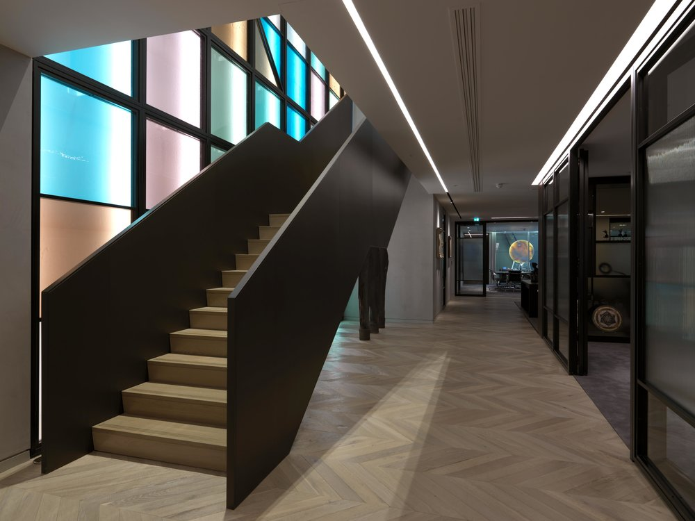 ARTEMIS LONDON   OFFICE FIT-OUT