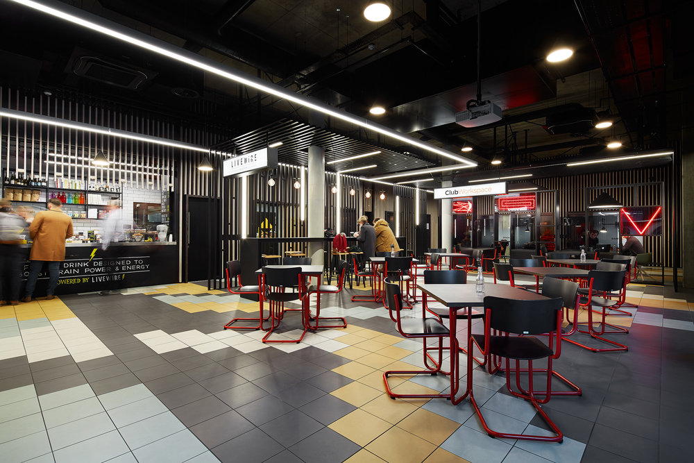 VOX STUDIO   CAFé