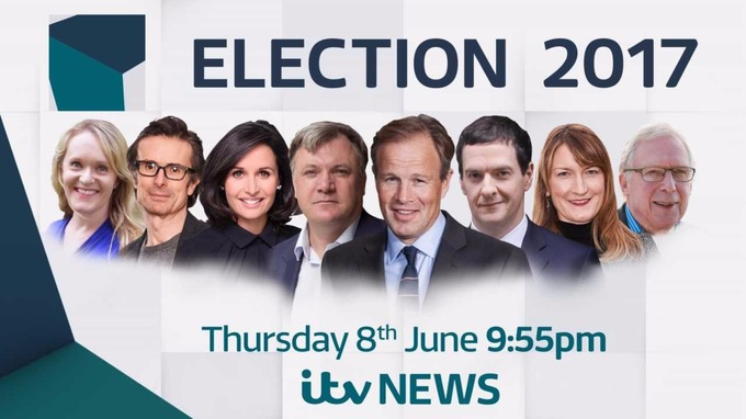 ITV ELECTION COVERAGE - ITV, JUNE 2018