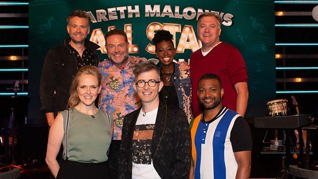 GARETH MALONE'S ALL STAR MUSIC QUIZ - BBC TWO, SEPTEMBER 2018
