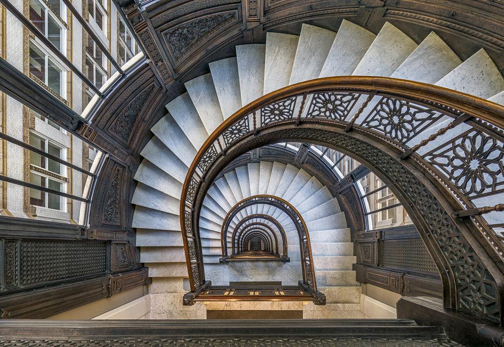 Oriel Stairs - Spiral Looking Down (1123139116_18_20_22HDR).jpg
