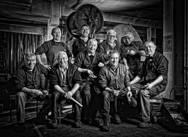 80 Years on. The Newbridge Silverware Factory Workers in 2014
