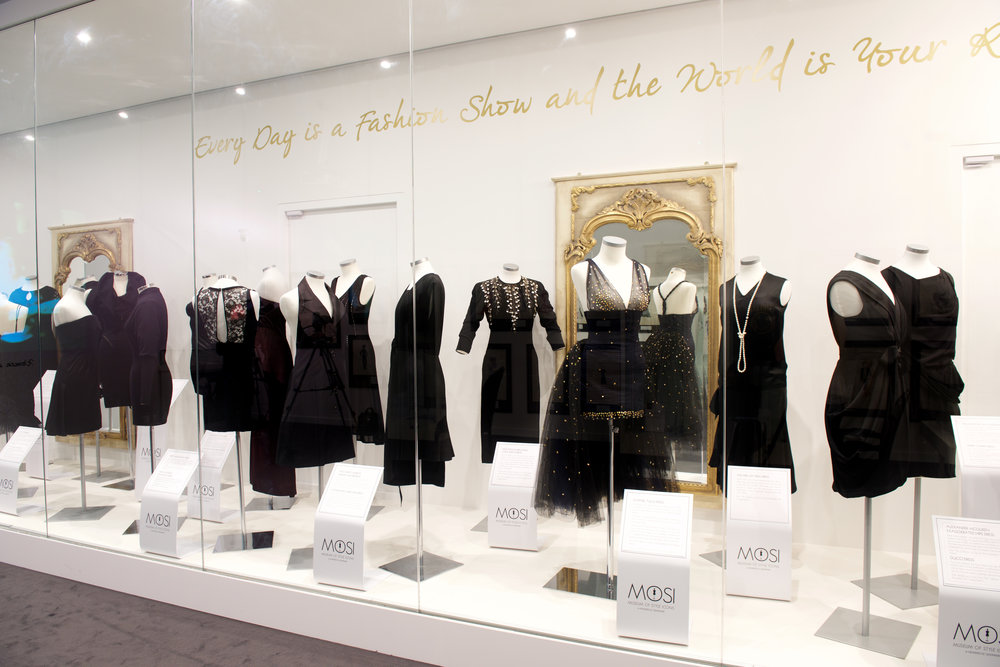 The Museum of Style Icons 'Little Black Dress' Exhibition