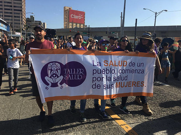 Image courtesy of Taller Salud.