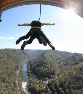 Tandem BASE jump