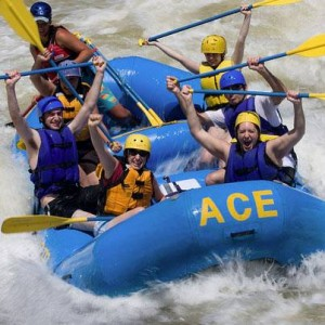 Rafting. Photo from ACE Adventure Resort