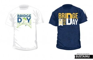 Sustain U Bridge Day designs for 2014