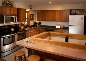 Luxury cabin in WV