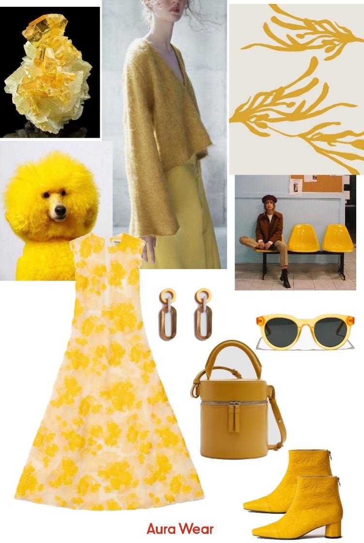 Dress:  Samuji  Shoes:  Shadowmove Bootie  Earrings:  Rachel Comey  Sunglasses:  IGWT  Bag:  Building Block