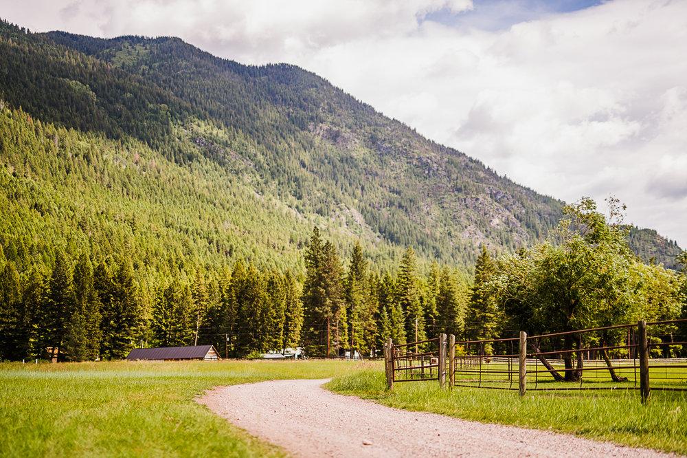 The Weatherwood Homestead Property and Columbia Mountain