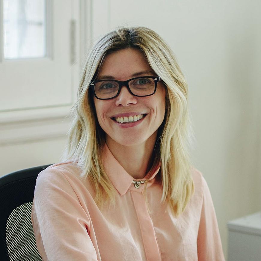 Anabel Roldán   CFO  / Partner