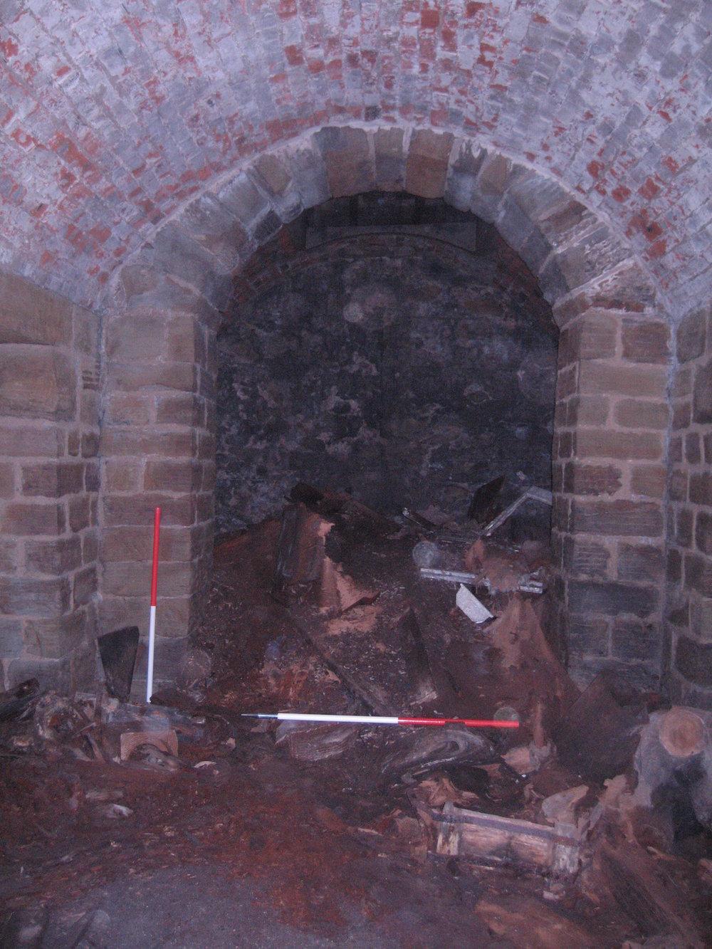 4 - N end of vault.JPG
