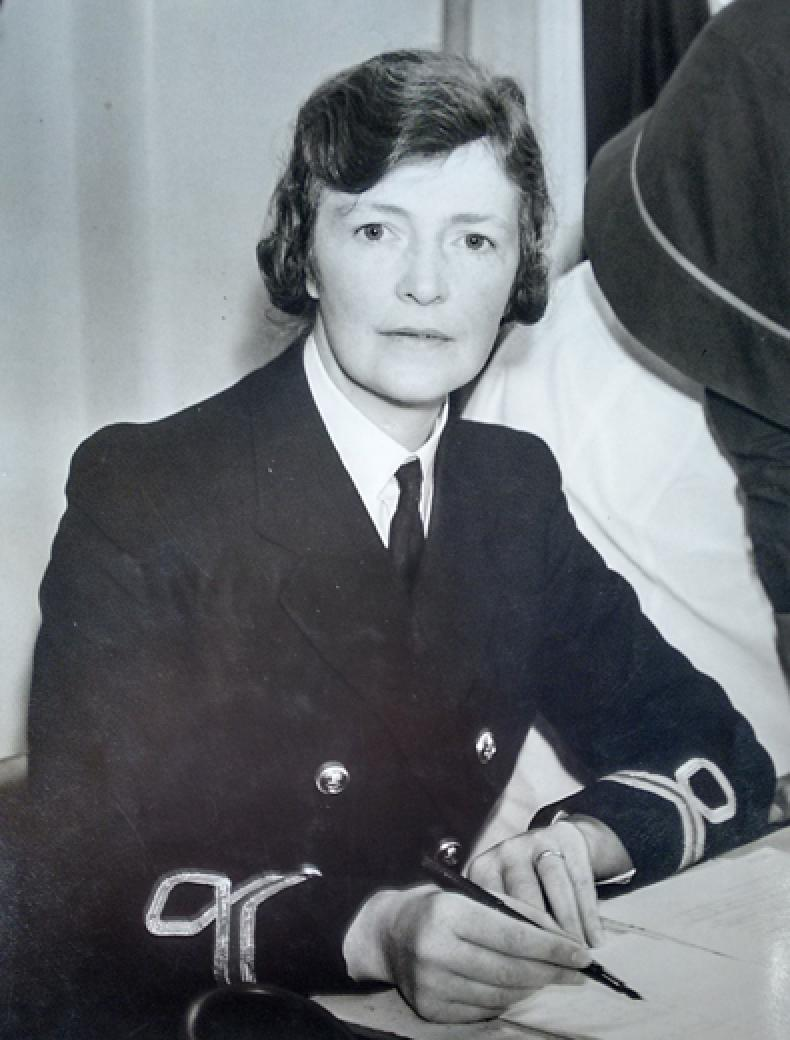 Dr. Attracta Rewcastle 1901-1951. - Surgeon Lieutenant-Commander