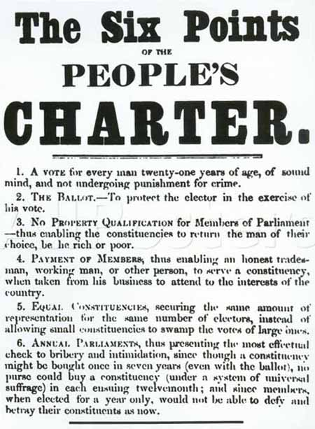 Mary Holberry 1816 - 1883 - Chartist Activist
