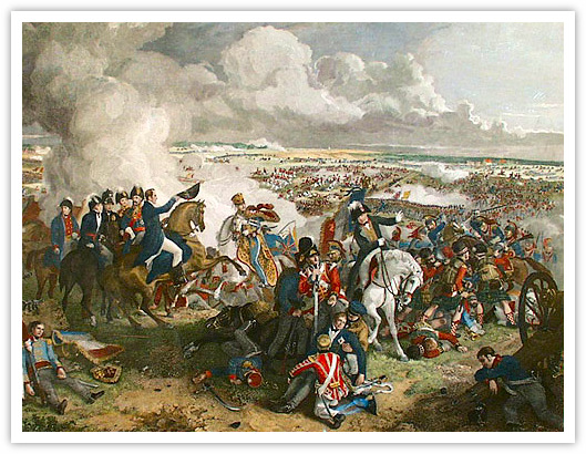 1815 - The End of the Napoleonic Wars