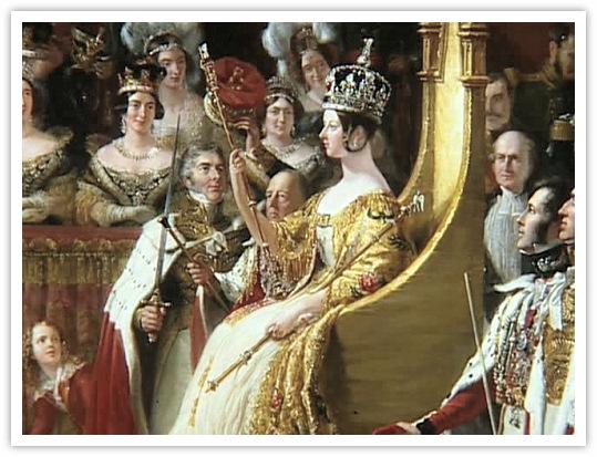 1837 - Victoria Becomes Queen