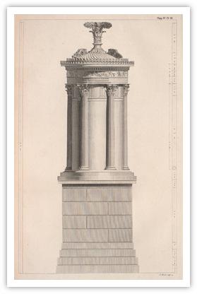 Choragic Monument, Athens