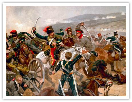 1853 - The Crimean War