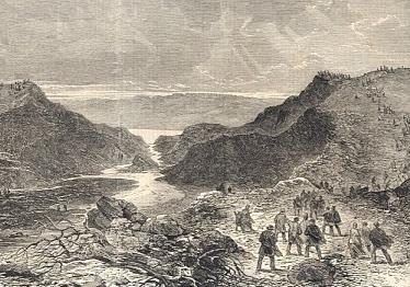 1864 - The Sheffield Flood