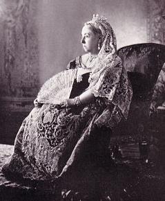 1901 - Queen Victoria Dies