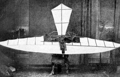 1903 - First Aeroplane Flight