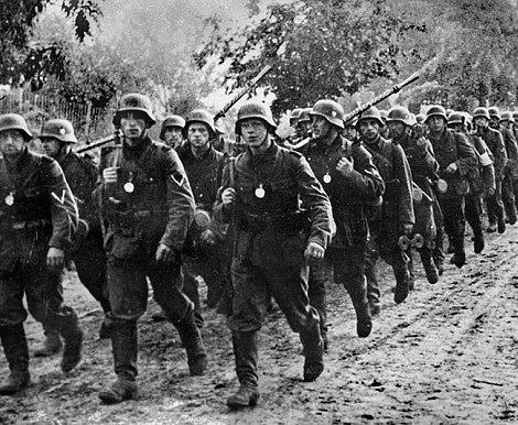 1939 - Second World War Starts
