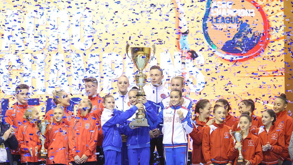 Acro Champions League 2018
